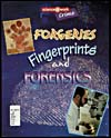 Book cover of FORGERIES, FINGERPRINTS AND FORENSICS, 2000