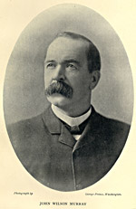 Photograph of John Wilson Murray