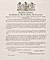 List of regulations for American citizens living in Lower Canada during the War of 1812, July 10, 1812