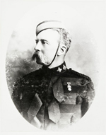 Photograph of Richard Burton Deane, served 1883-1915