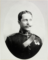 Photograph of Donald Macdonald Maclean-Howard, served 1890-1920
