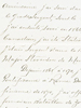 Letters of application, in English and French, for a commission in the NWMP, from Ephrem Brisebois, 1873