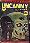 Cover of pulp magazine, UNCANNY TALES: SPECIAL QUARTERLY, volume 2, number 20 (December 1942)