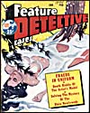 Cover of pulp magazine, FEATURE DETECTIVE CASES, volume 2, number 7 (January-February 1944)