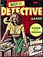 BEST TRUE FACT DETECTIVE CASES, vol. 6, no 5 (novembre 1946)