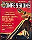 SENSATIONAL CRIME CONFESSIONS. Vol. 2, no. 1 (January 1946)