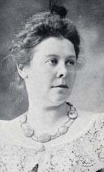 Photograph of Mary Ella Dignam