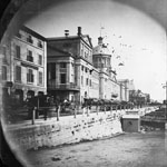 Photograph of Bonsecours Market, Montreal, Quebec, unknown date