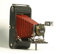 Folding Pocket Kodak 3A