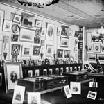 Photograph of the Notman Studio, Wellington Street, Ottawa, Ontario, unknown date