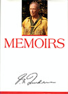 Memoirs of Pierre Elliott Trudeau.