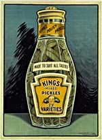 King's Mixed Pickles